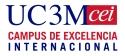 LOGO UC3M CAMPUS DE EXCELENCIA INTERNACIONAL